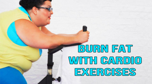 Burn Fat With Cardio Exercises