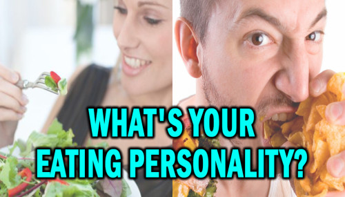 What's Your Eating Personality?