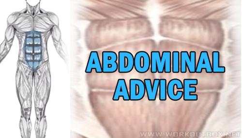 Sixpack Abdominal ADVICE