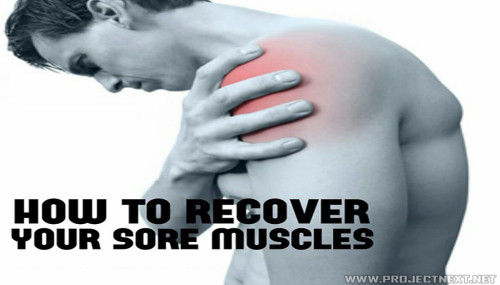 How To Recover Your Sore Muscles
