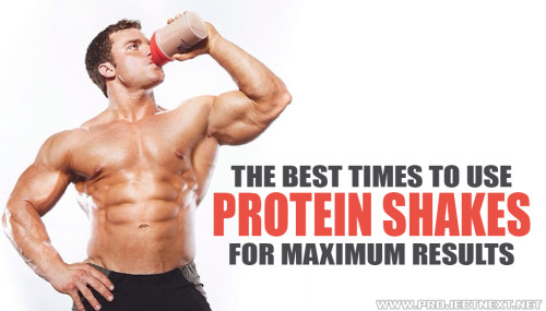 The Best Times to Use Protein Shakes for Maximum Results