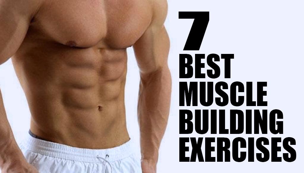 7 Best Muscle Building Exercises Project Next