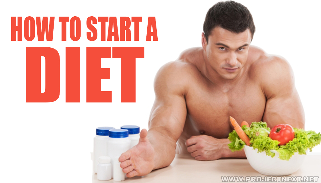 How to Start a Diet