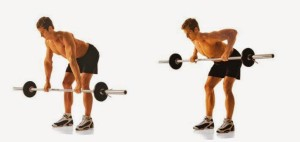 Barbell-Bent-Over-Row