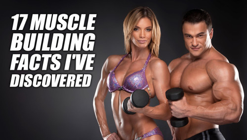 17 Muscle Building Facts I've Discovered
