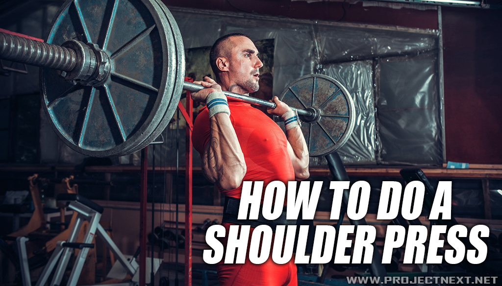 How to do a Shoulder Press