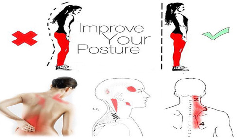 Improve your Posture !