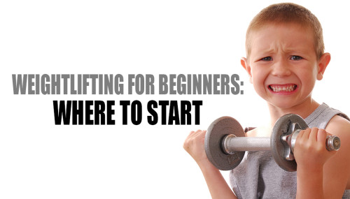 Weightlifting for Beginners: Where to Start