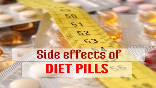 Side Effects Of Diet Pills