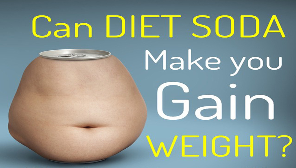 Can Diet Soda Make You Gain Weight?