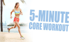 5-Minute Core Workout