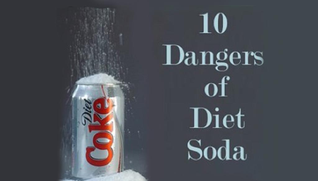 10 Dangers of Diet Soda