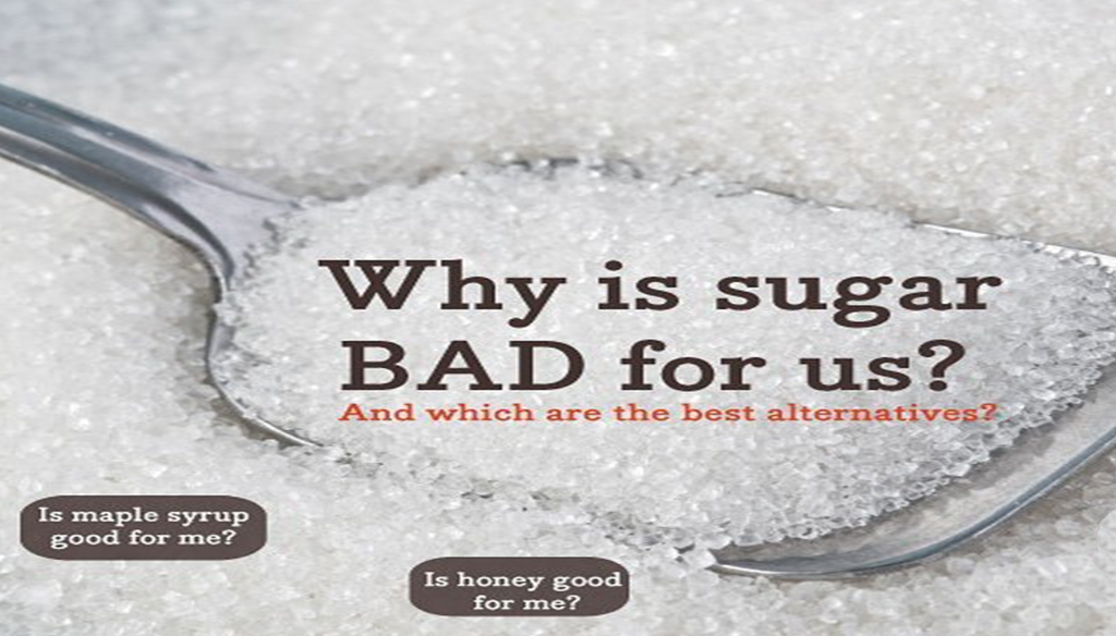 Whey Is Sugar Bad For Us? And Which Are The Best Alternatives?