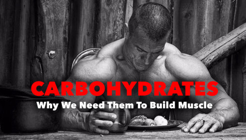 Carbohydrates – Why We Need Them To Build Muscle