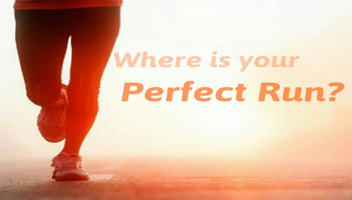 Where Is Your Perfect Run? 5 Ways To Increase Your Running Stamina
