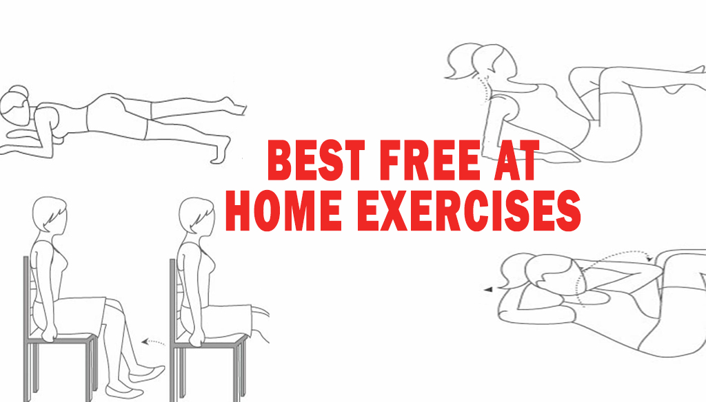 Best Free At Home Exercises