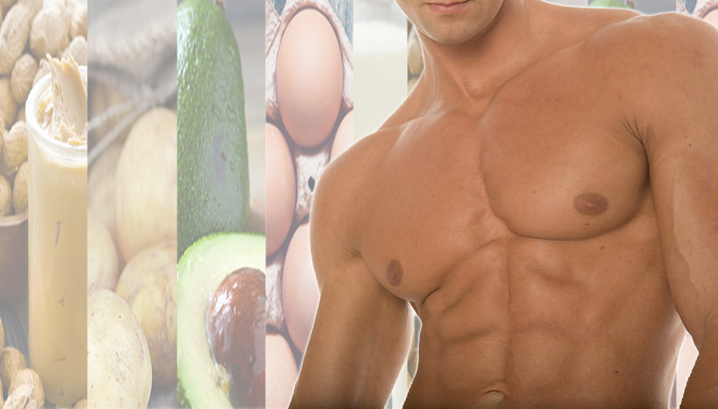 5 BEST FOODS FOR BUILDING MUSCLE