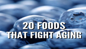 20 Foods That Fight Aging