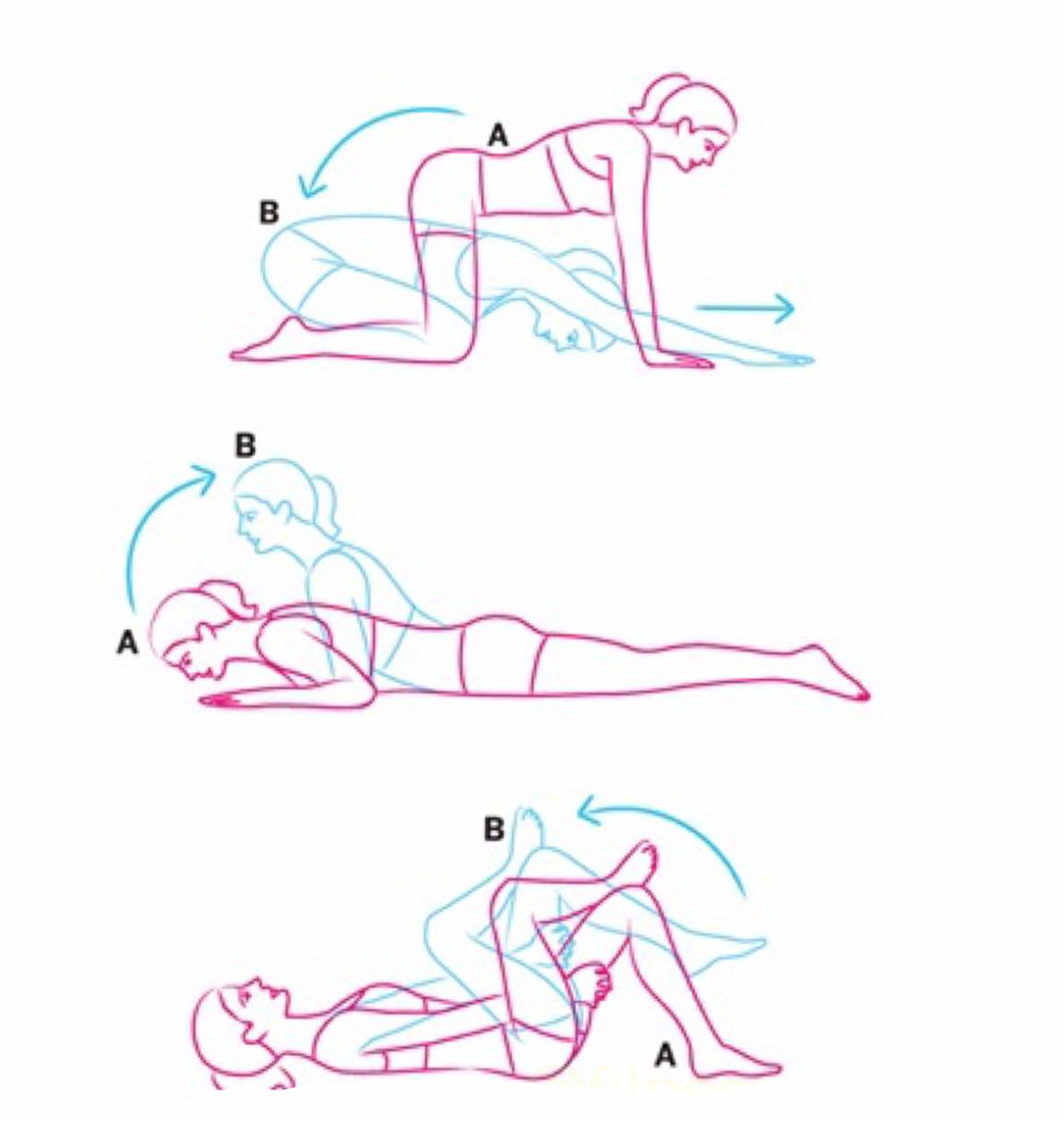 THE BEST BACK STRETCHES