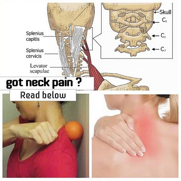Got Neck Pain?