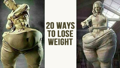 20 Ways to Lose Weight