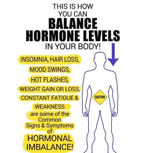 Balace Hormone Levels