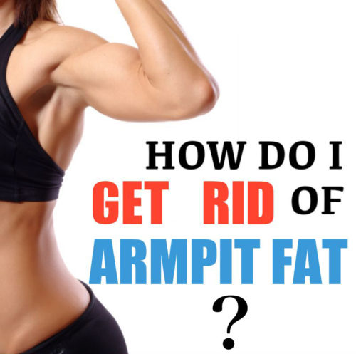 Best 3 Exercises To Get Rid Of Armpit Fat