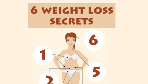 6 Weight Loss Secrets That Can Really Help You