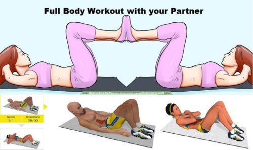 Buddy Up: The Partner Workout