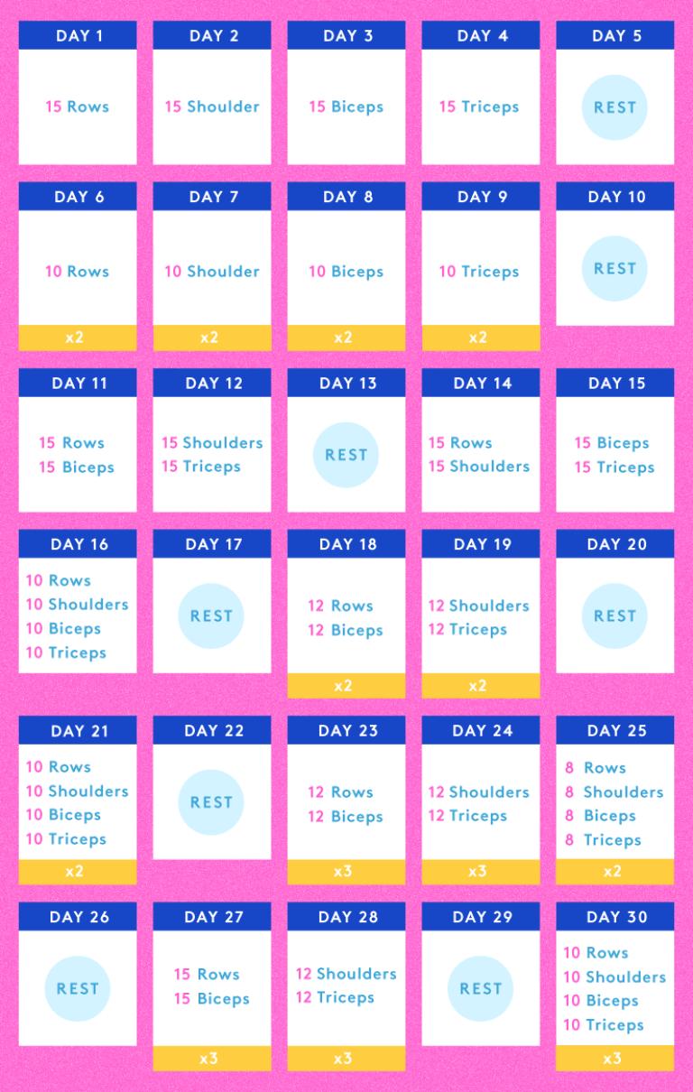 Full Workout Plan