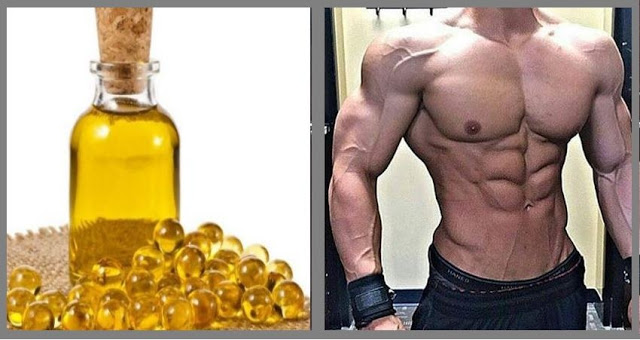 The benefits of fish oil for bodybuilding project next for Fish oil bodybuilding