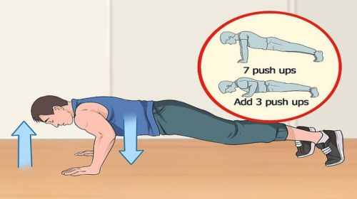 How To Increase Push-Up Workout !