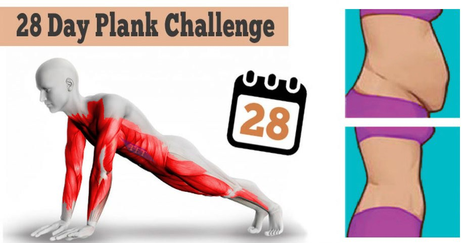 Strengthen Your Core with this 28-Day Planking Challenge (in Just a Few Minutes a Day)